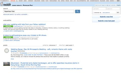 reddit.com: search results - Paperless Post