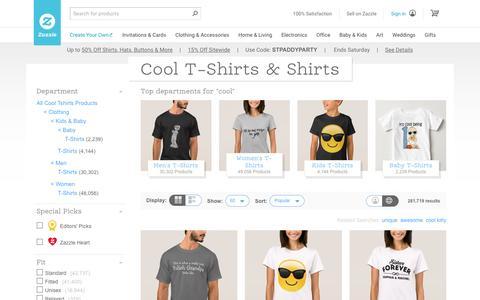Cool T-Shirts & Shirt Designs | Zazzle