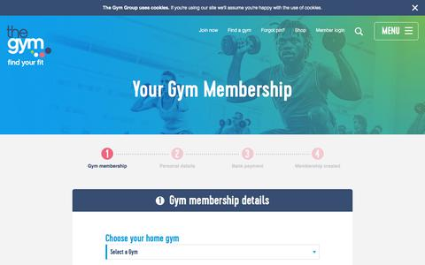 Cheap Gym Membership Deals | Gym Prices | The Gym Group