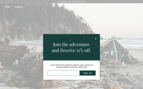 Screenshot of Home Page sitka.ca - Sitka - captured Sept. 30, 2018
