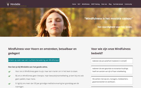 Mindfulness in Hoorn