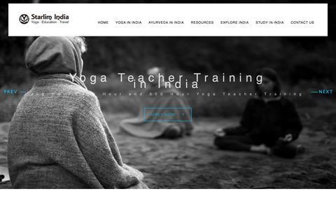 Starlim India: Yoga Teacher Training & Retreats in Rishikesh