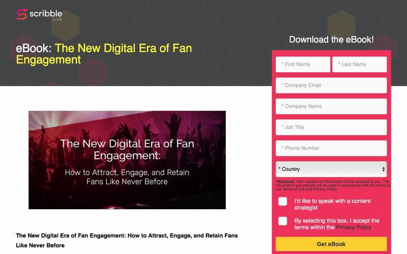 The New Digital Era of Fan Engagement