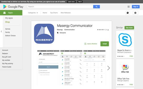 Masergy Communicator - Android Apps on Google Play