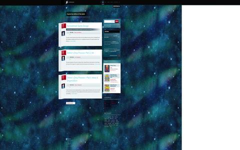 Screenshot of Blog pixelscopic.com - Blog   Pixelscopic - captured Sept. 30, 2014
