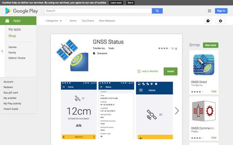 GNSS Status - Android Apps on Google Play