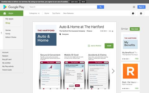 Auto & Home at The Hartford - Android Apps on Google Play