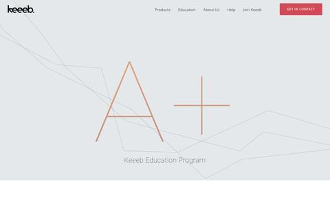 Education - Keeeb Unleashing Enterprise Intelligence