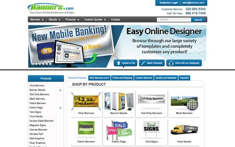 Banners.com | Your Source for Quality Banners and Signs