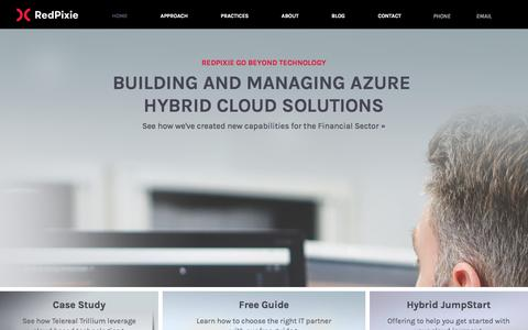Building and Managing Azure Hybrid Solutions
