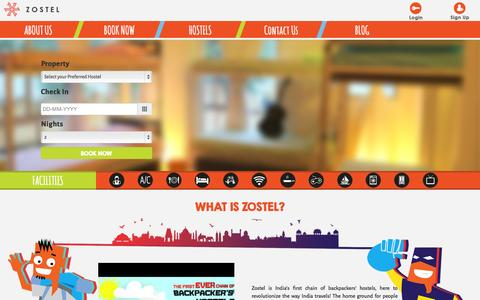 Zostel: Live it. Now: India's first branded Hostel Chain