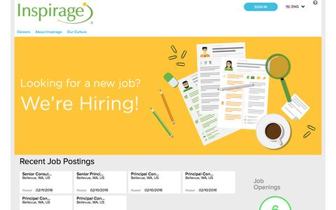 Screenshot of Jobs Page adp.com - ADP Workforce Now - captured Feb. 14, 2016
