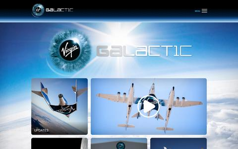Virgin Galactic, the world's first commercial spaceline