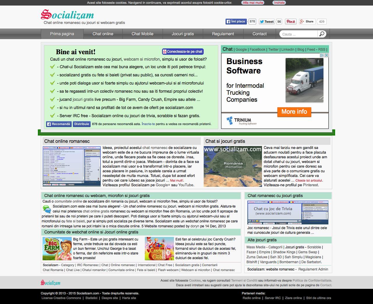 chat cu web online gratis