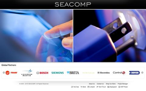 SEACOMP | Electronic Components Supplier & Contract Manufacturing
