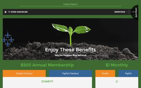 Screenshot of Login Page 214web.com - Become a Member – 214 WEB = Love WEB - captured Nov. 2, 2014
