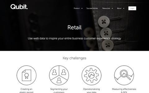 Retail | Qubit