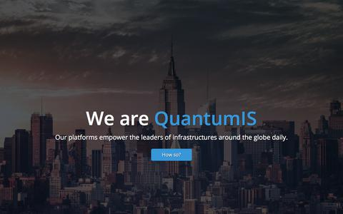 Quantum IS | Premium Internet Services