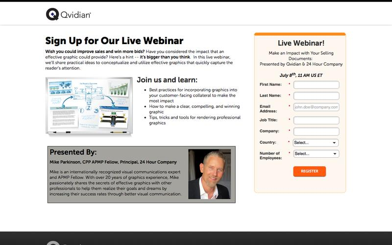 Webinar: Make an Impact with Your Selling Documents| Qvidian