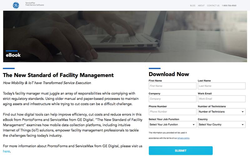 eBook: The New Standard of Facility Management
