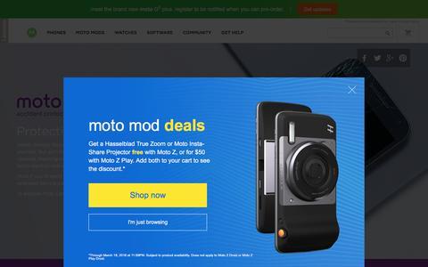 Moto Care | Motorola