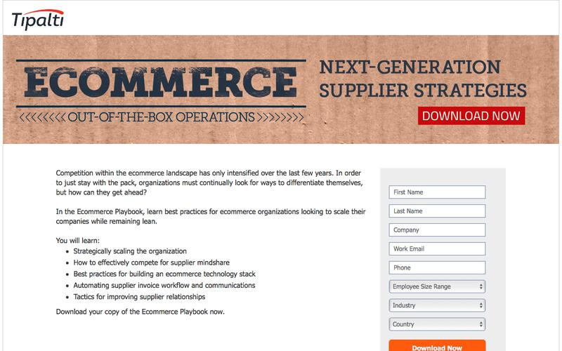 Best Practices for Ecommerce AP