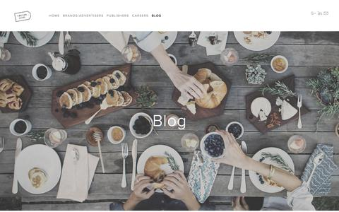 Screenshot of Blog trendiguru.com - Blog — TG - captured Nov. 8, 2017