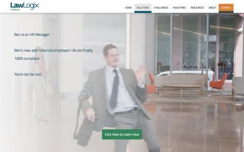 LawLogix Guardian - Electronic I-9 Compliance Software