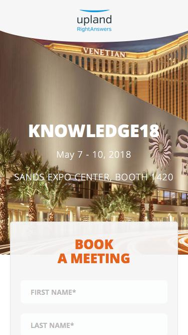 ServiceNow Knowledge18 Conference