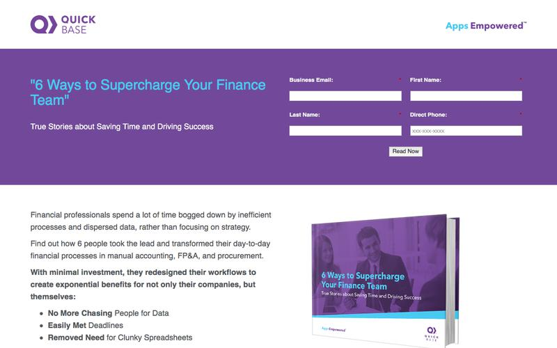 6 Ways to Supercharge Your Finance Team