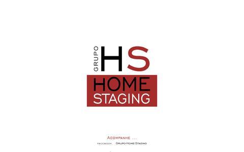 Screenshot of Home Page grupohomestaging.com - Grupo Homestaging - captured Sept. 30, 2014