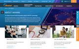 New Screenshot Akamai Technologies About Page