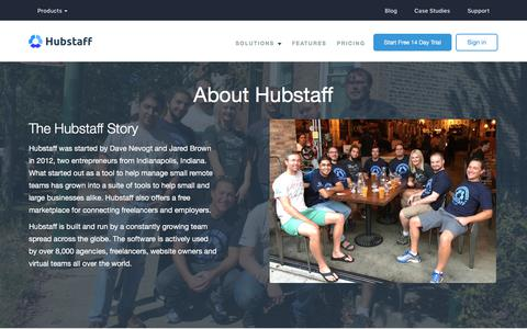 About Us | Hubstaff