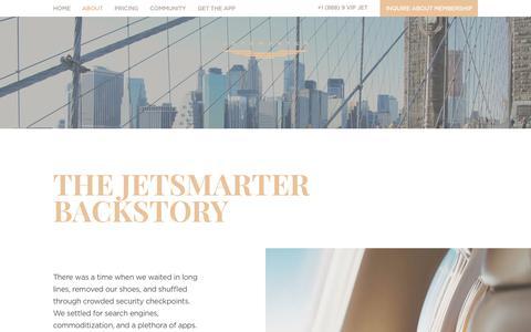 Revolutionizing Private Jet Travel   JetSmarter