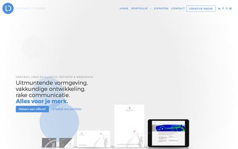 Grafisch, logo en huisstijl ontwerp & webdesign van LogoDebut