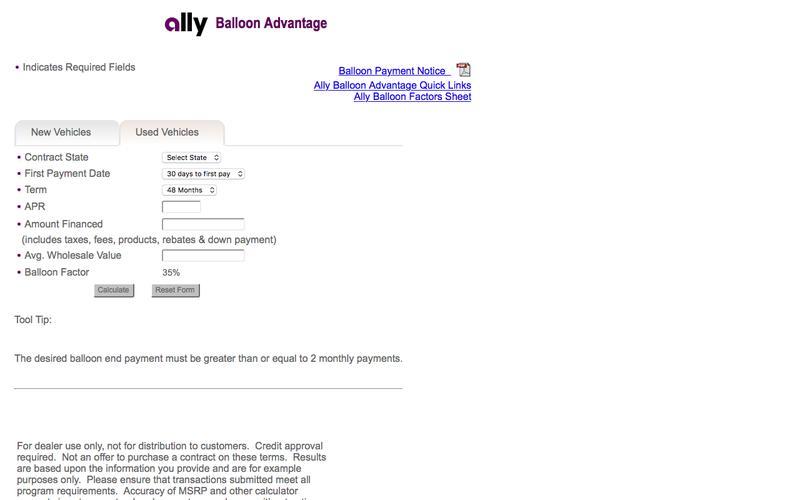 Ally Balloon Advantage