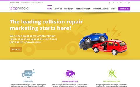 AP Media | Internet Marketing & Web Design Solutions
