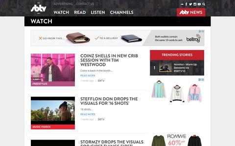 WATCH - SBTV
