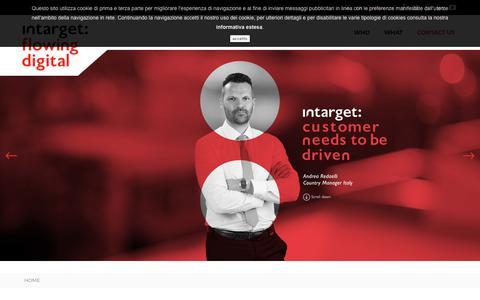 Digital Marketing Agency   Intarget: