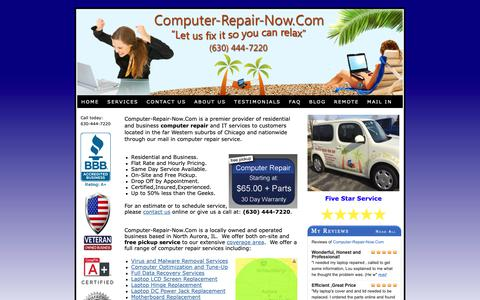 Screenshot of Home Page computer-repair-now.com - Computer Repair Services from Computer-Repair-Now.Com - captured Sept. 29, 2018