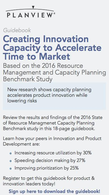 Creating Innovation Capacity | Planview White Paper