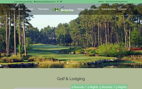 TheGolfDirector.com – Myrtle Beach Golf Course News and Information