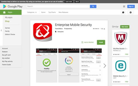 Enterprise Mobile Security - Android Apps on Google Play