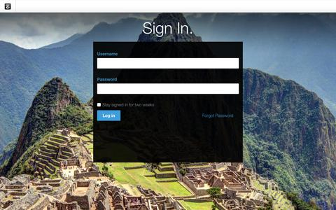 Screenshot of Login Page forestpath.net - Login :: ForestPath - captured Sept. 20, 2019