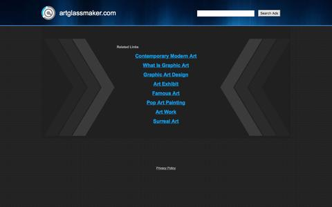 artglassmaker.com