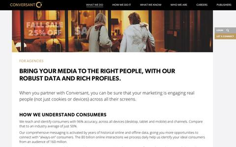 Online Marketing Agency | Conversant