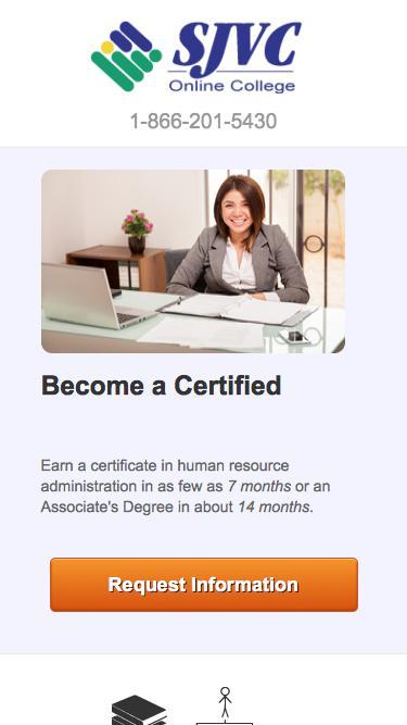 Become a Certified   SJVC