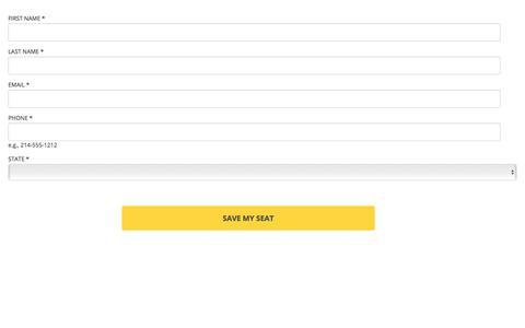 Screenshot of Landing Page synerzip.com captured July 19, 2018