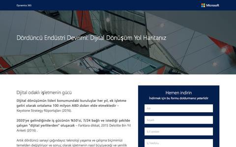 Screenshot of Landing Page microsoft.com - Microsoft - captured Dec. 29, 2016