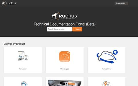 Home - Ruckus Knowledge Base